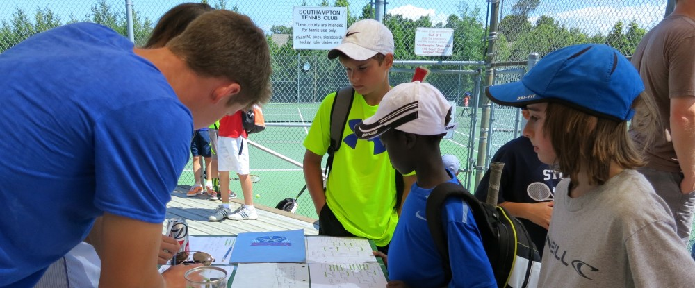 Kids' tournaments