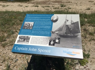 Learn about captain spence