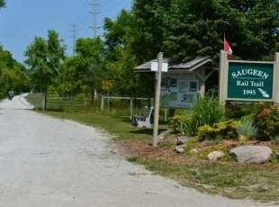 Port Elgin Rotary Trail Head