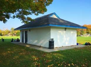 J.H. Robertson Sports Park Public Washroom