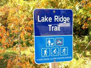 Lake Ridge Trail