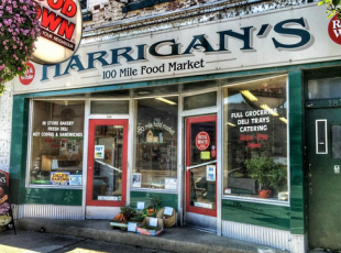 Harrigan's 100 Mile Food Market