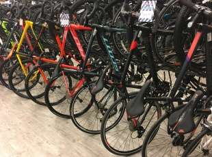 Large Selection of Bikes