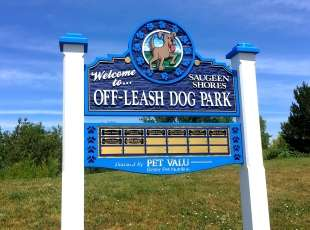Saugeen Shores Off Leash Dog Park